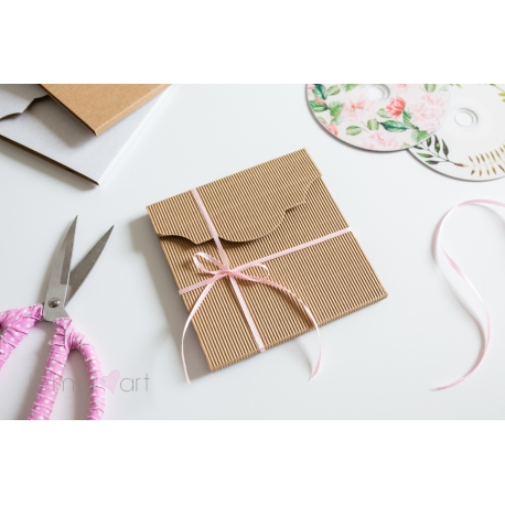 Folder/pudełko na płytę CD (KARBOWANE)