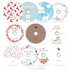 Świąteczne płyty kolekcja 2019