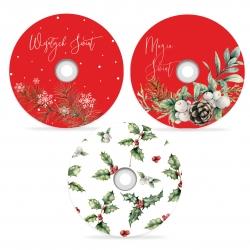 Świąteczne płyty kolekcja MAGIA ŚWIĄT