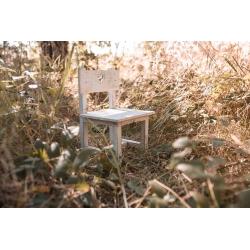 Krzesełko do sesji dziecięcych