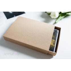 Pudełko wysuwane 15x23 (KARBOWANE)