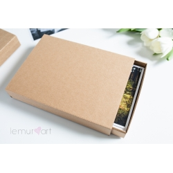 Pudełko wysuwane 15x23 (NATURALNE)
