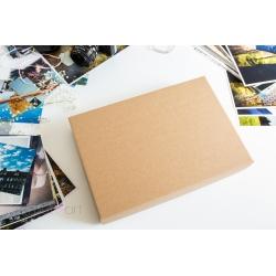 Pudełko na fotoalbum 20x30 NATURALNE