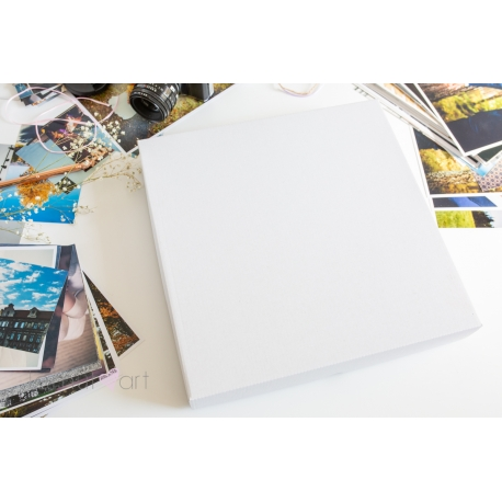 Pudełko na fotoalbum 30x30 BIAŁE