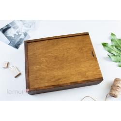 Rustykalne pudełko 15x23
