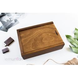 Rustykalne pudełko 10x15