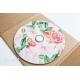 Folder/pudełko na płytę CD (BIAŁY)