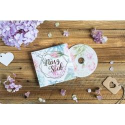Etui NASZ ŚLUB na płytę CD