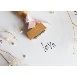 """Stempel """"Love"""""""