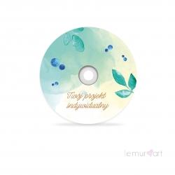 Płyty CD lub DVD z Twoim indywidualnym nadrukiem