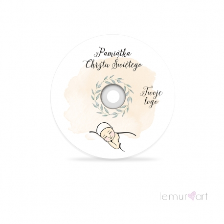Płyta DVD CHRZEST ŚWIĘTY